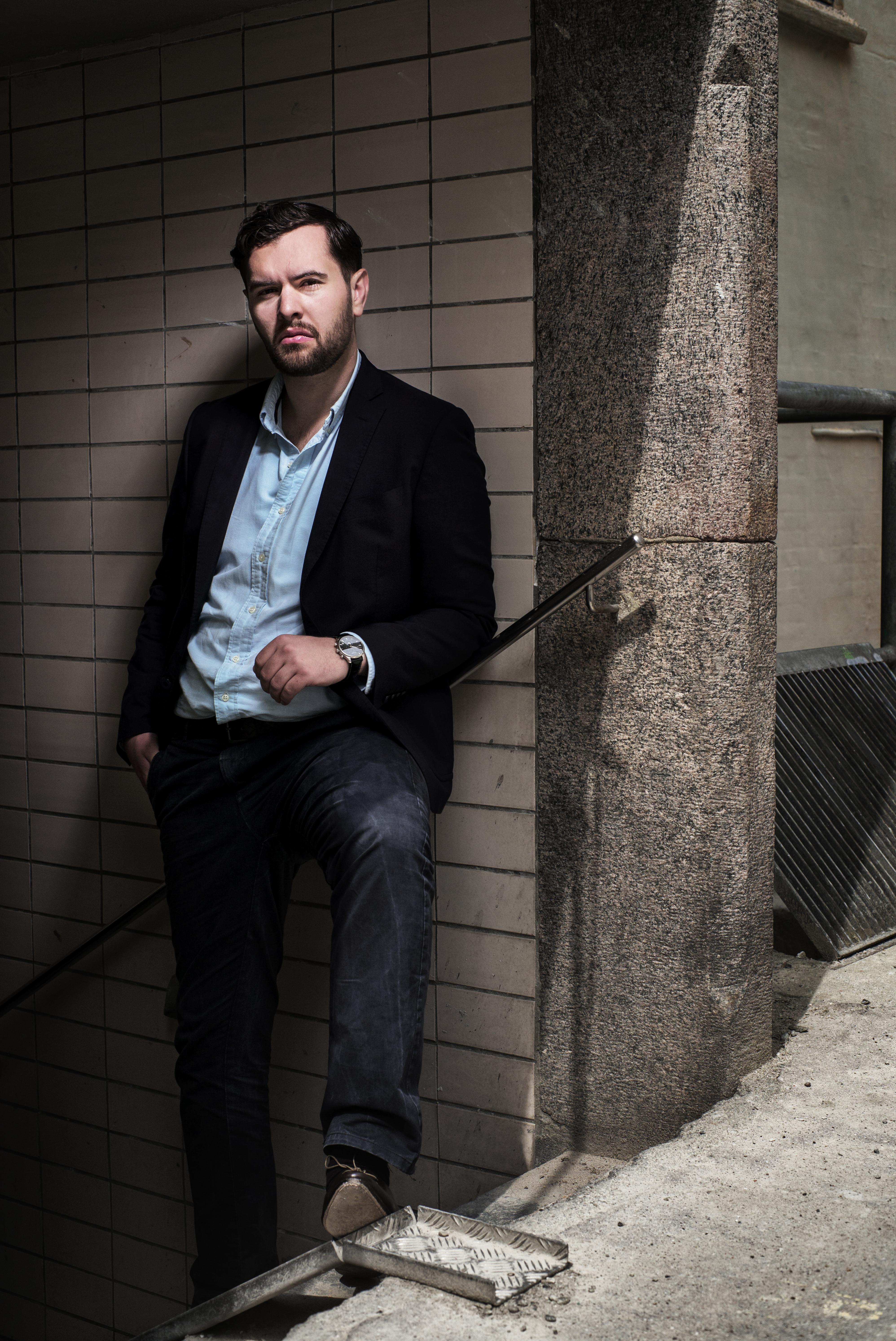 Oskar Herrik Nielsen, NICHEHUSET